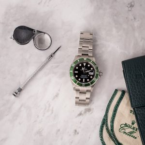 Swiss Rolex Submariner 16610LV Replica