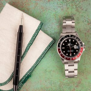 Top Fake Rolex GMT-Master II-16710 Watch